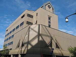 新潟市万代市民会館